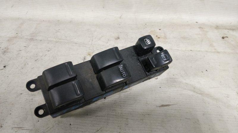 Блок управления стеклоподъемниками Nissan X-Trail NT30 QR20DE передний правый (б/у)