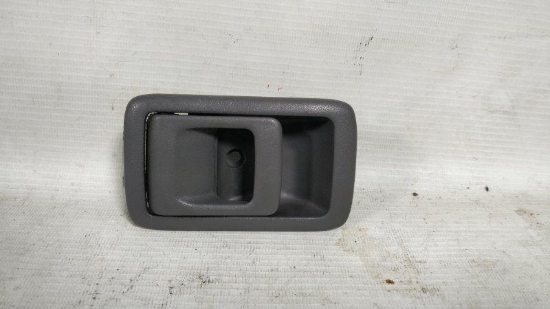 Ручка двери Toyota Hilux Surf KDN185 1KD-FTV 08.2000 передняя правая (б/у)