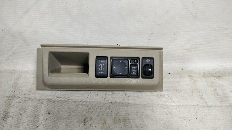 Блок управления зеркалами Nissan Tiida Latio SNC11 HR15DE 10.2008 (б/у)