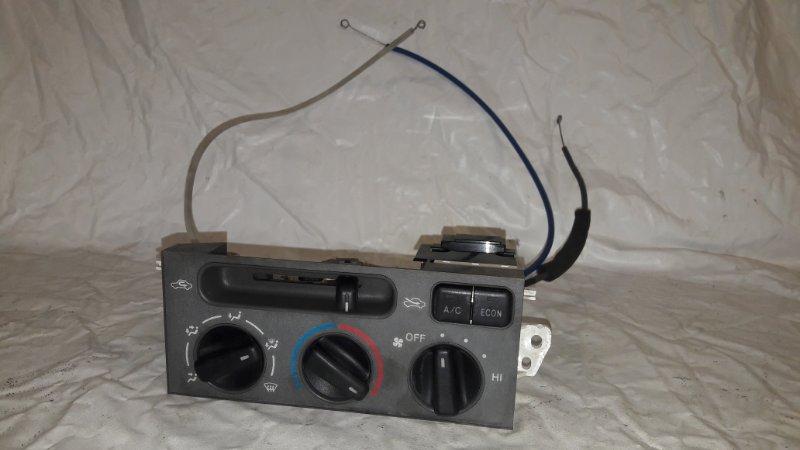 Блок управления климат-контролем Toyota Corolla Spacio AE115 (б/у)