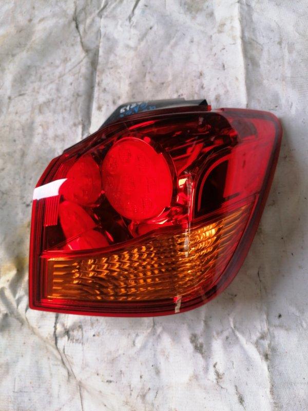 Стоп-сигнал Mitsubishi Rvr GA3W 4B10 задний правый (б/у)