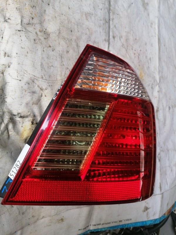Стоп-сигнал Toyota Premio ZZT245 задний правый (б/у)