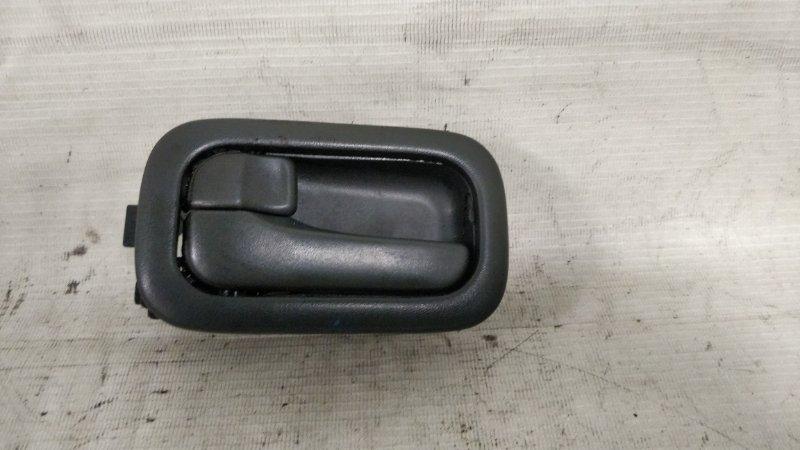 Ручка двери внутренняя Nissan X-Trail NT30 QR20DE передняя левая (б/у)