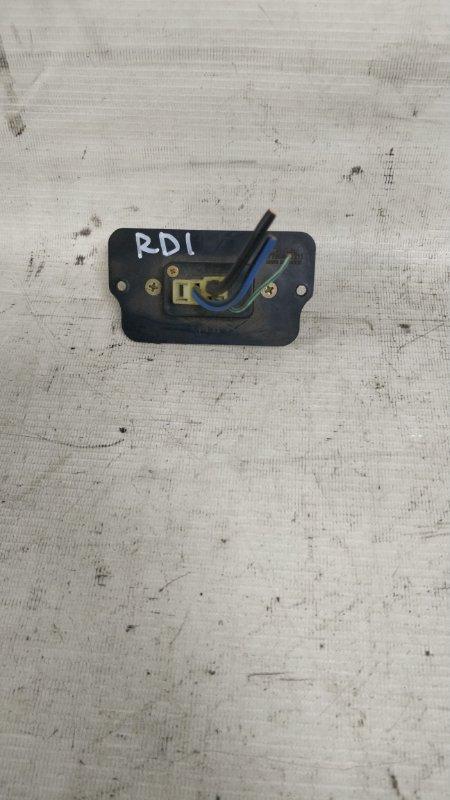 Реостат Honda Cr-V RD1 B20B (б/у)