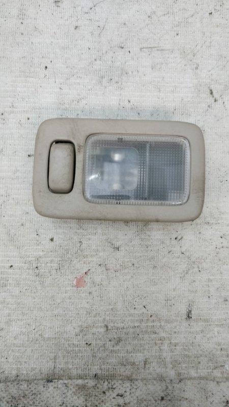 Светильник салона Mitsubishi Pajero V78W 4M41 12.1999 правый (б/у)
