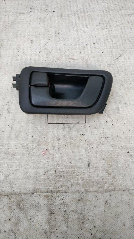 Ручка двери Mitsubishi Pajero V78W 4M41 12.1999 задняя левая (б/у)