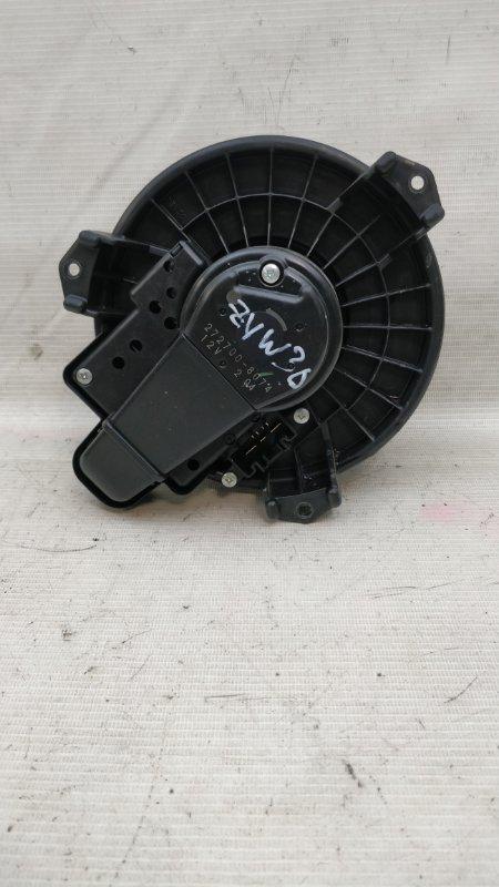 Мотор печки Toyota Prius ZVW30 2ZR-FXE 2013.02 (б/у)