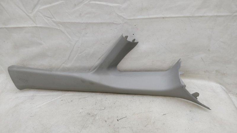 Обшивка стойки кузова Toyota Prius ZVW30 2ZR-FXE 2013.02 передняя правая (б/у)