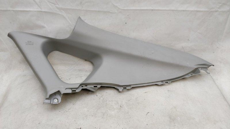 Обшивка багажника Toyota Prius ZVW30 2ZR-FXE 2013.02 задняя правая (б/у)