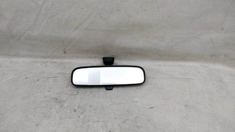 Зеркало салона Toyota Prius ZVW30 2ZR-FXE (б/у)
