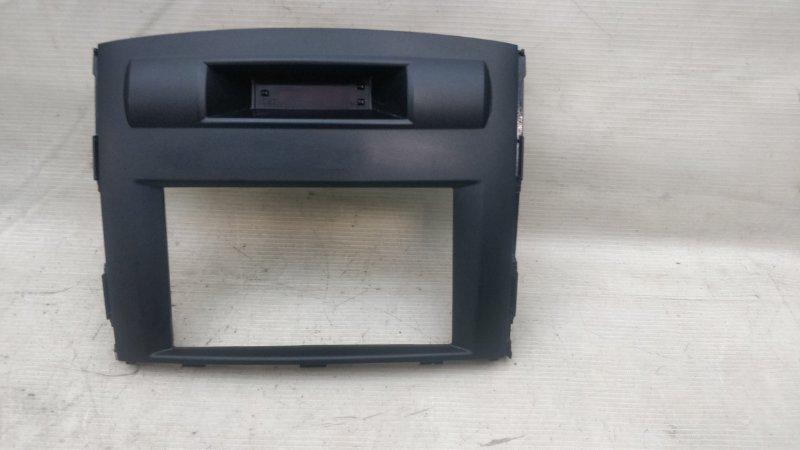 Консоль магнитофона Mitsubishi Pajero V93W 6G72 2009.04 (б/у)