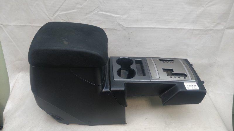 Бардачок между сиденьями Mitsubishi Pajero V93W 6G72 2009.04 (б/у)