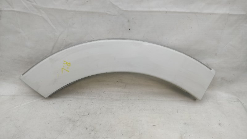 Дефендер крыла Mitsubishi Pajero V93W 6G72 2009.04 задний правый (б/у)