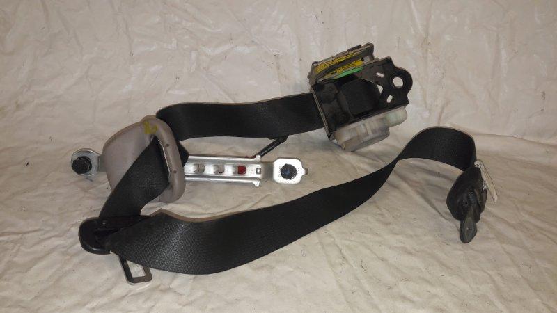 Ремень безопасности Mitsubishi Pajero V93W 6G72 2009.04 передний правый (б/у)