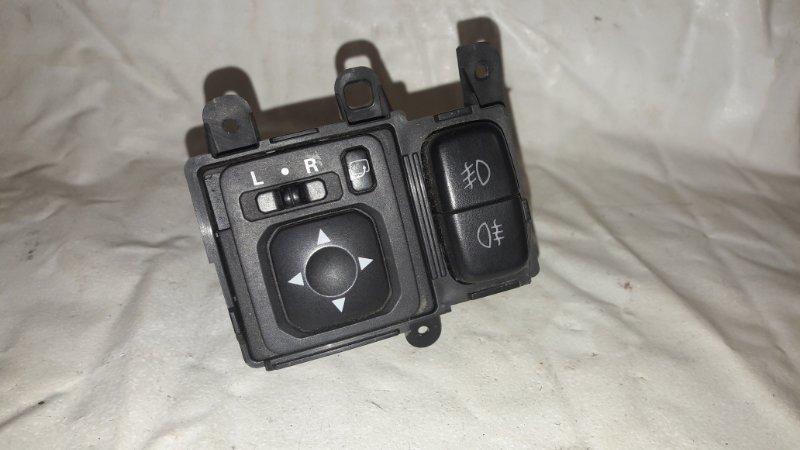 Блок управления зеркалами Mitsubishi Pajero V93W 6G72 2009.04 (б/у)