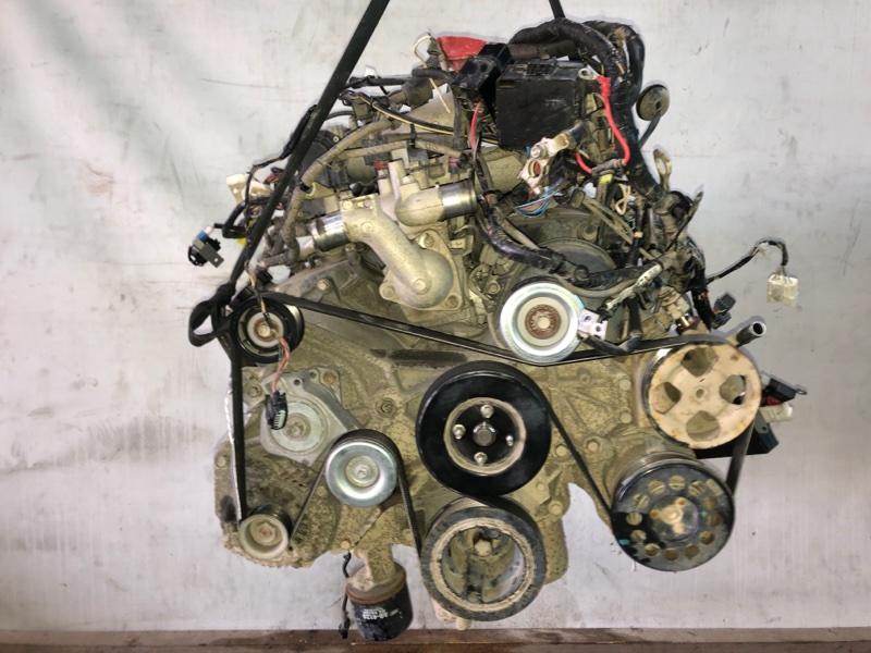 Двигатель Mitsubishi Pajero V93W 6G72 2009.04 (б/у)