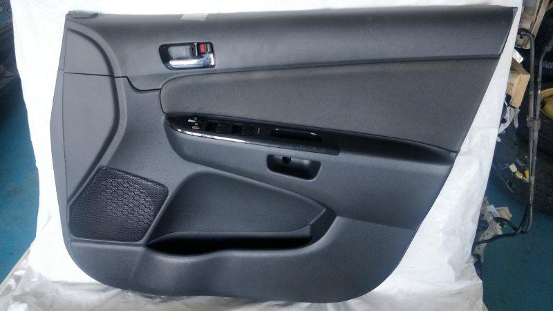 Обшивка дверей Toyota Wish ZNE14 1ZZ 2005.02 передняя правая (б/у)
