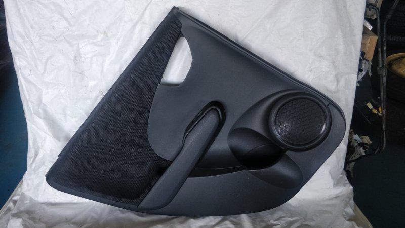 Обшивка дверей Honda Fit GP1 LDA задняя левая (б/у)