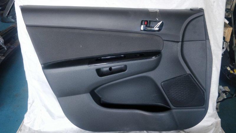 Обшивка дверей Toyota Wish ZNE14 1ZZ 2005.02 передняя левая (б/у)