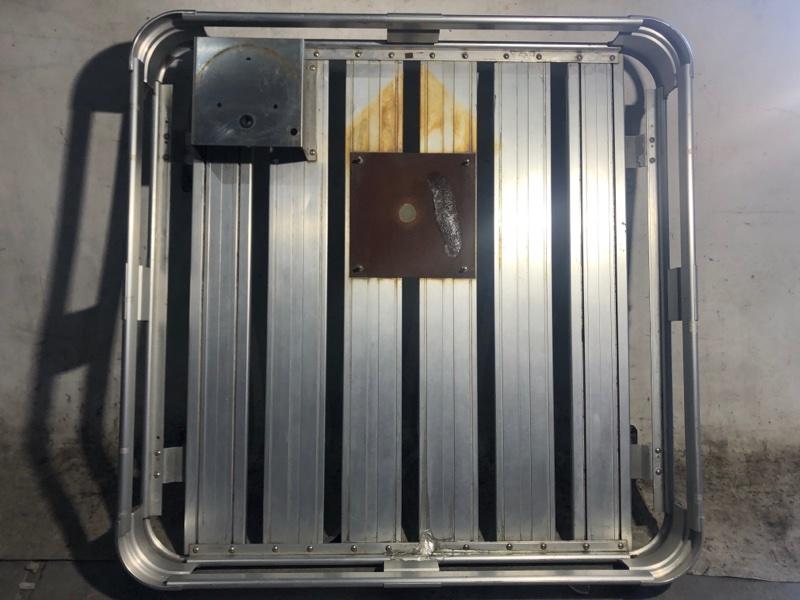 Багажник на крышу Mitsubishi Pajero V93W 6G72 2009.04 (б/у)