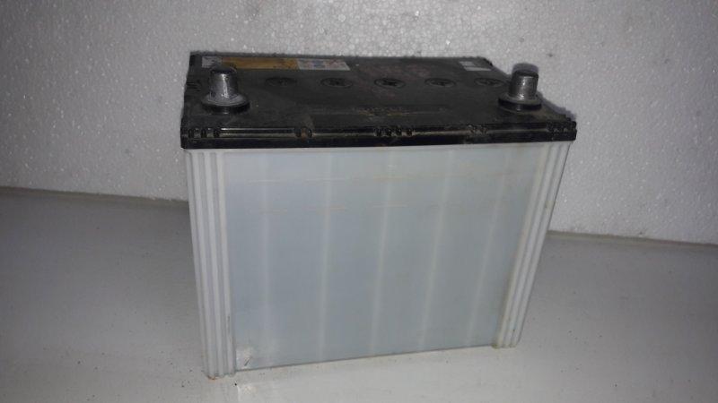 Аккумулятор Mitsubishi Pajero V93W 6G72 2009.04 (б/у)