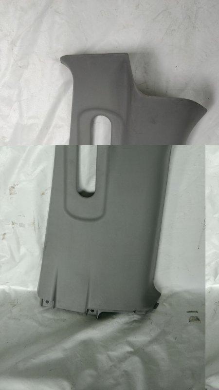 Обшивка стойки кузова Mitsubishi Delica PE8W 4M40 правая (б/у)