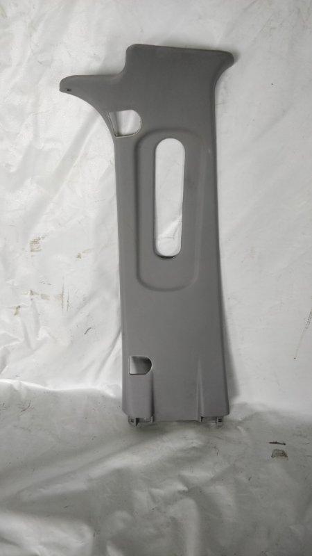 Обшивка стойки кузова Mitsubishi Delica PE8W 4M40 левая (б/у)