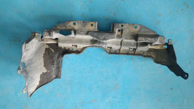 Защита двигателя Honda Cr-V RD1 B20B 2000 передняя (б/у)