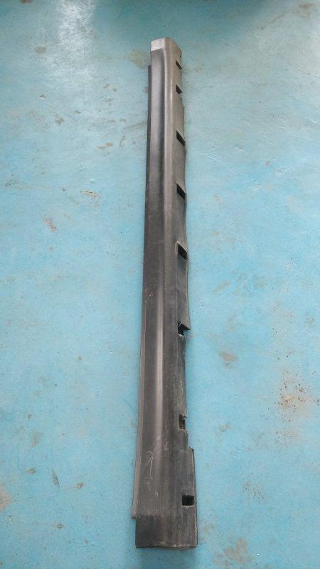 Порог кузова Nissan Tiida NC11 HR15DE правый (б/у)