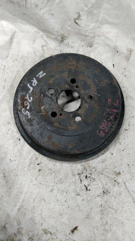Тормозной барабан Toyota Allion ZRT265 2ZR задний (б/у)