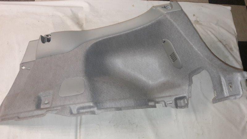 Обшивка багажника Toyota Prius ZVW30 2ZR-FXE 2013.06 правая (б/у)