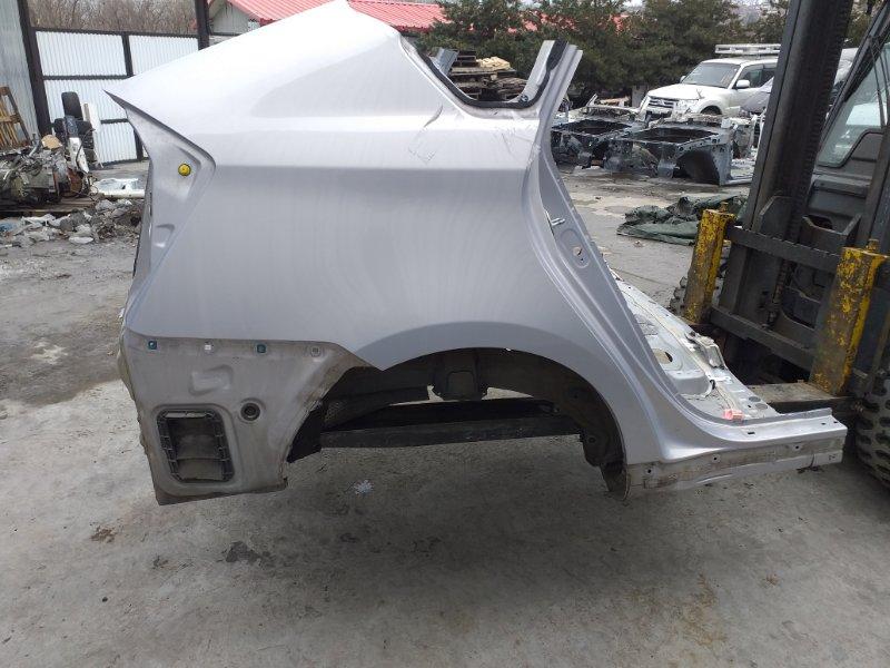Крыло Toyota Prius ZVW30 2ZR-FXE 2013.06 заднее правое (б/у)