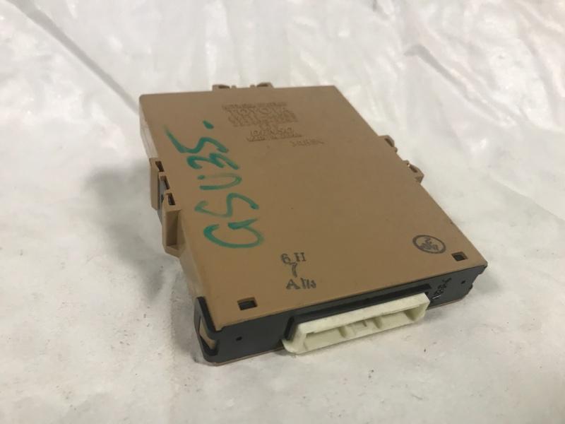 Блок управления Toyota Harrier GSU35 (б/у)