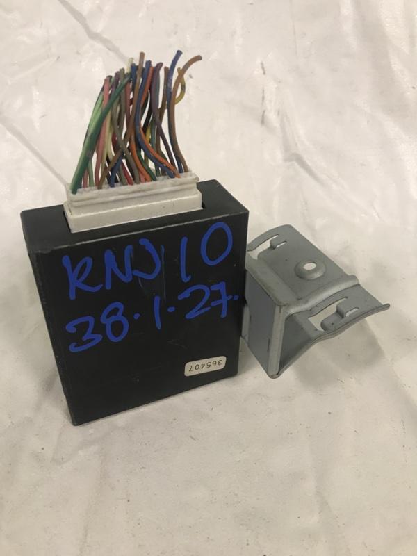 Блок управления дверьми Nissan Dualis KNJ10 (б/у)