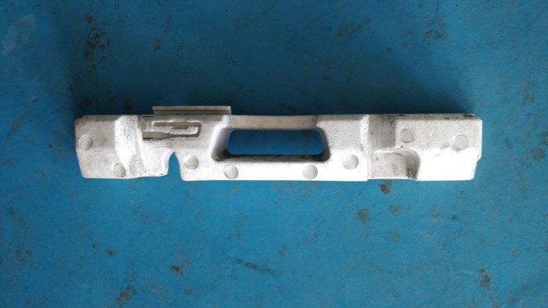 Жесткость бампера Nissan Dualis KNJ10 MR20 2009 задний (б/у)