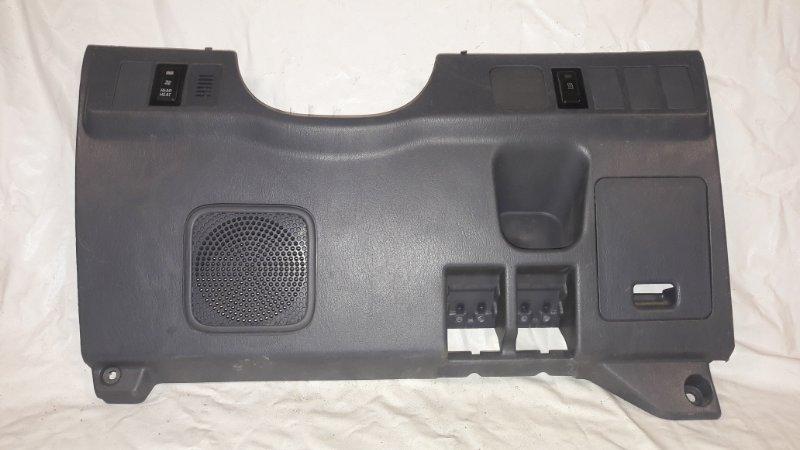 Консоль под рулевой колонкой Toyota Land Cruiser Prado KDJ95 1KD 2001.06 (б/у)