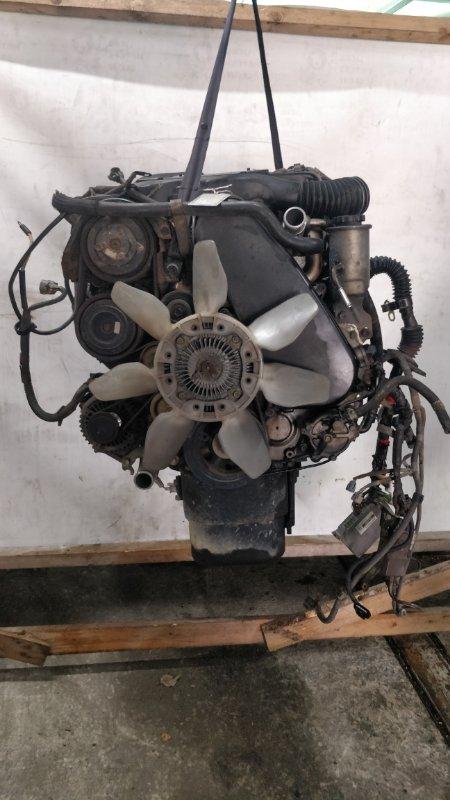 Двигатель Toyota Land Cruiser Prado KDJ95 1KD 2001.06 (б/у)