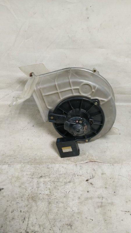 Мотор печки Toyota Land Cruiser Prado KDJ95 1KD 2001.06 (б/у)