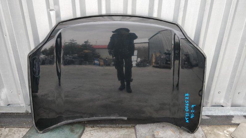 Капот Nissan X-Trail NT31 MR20 (б/у)