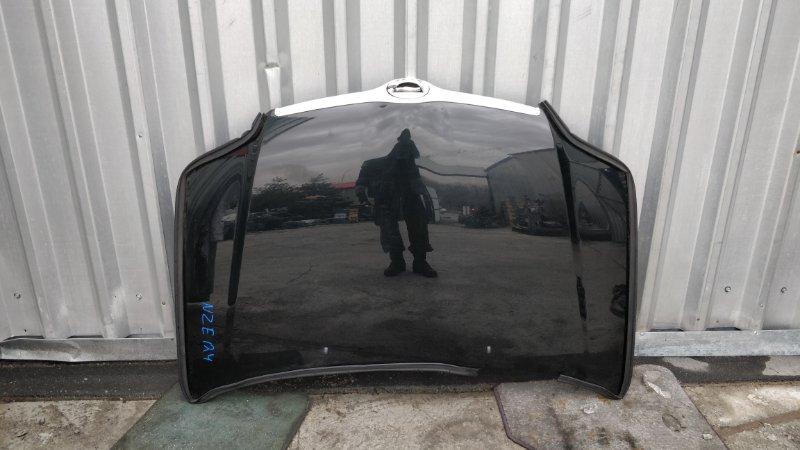 Капот Toyota Corolla NZE124 1NZ-FE 2005 (б/у)
