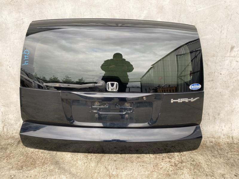 Дверь задняя Honda Hr-V GH4 D16A (б/у)