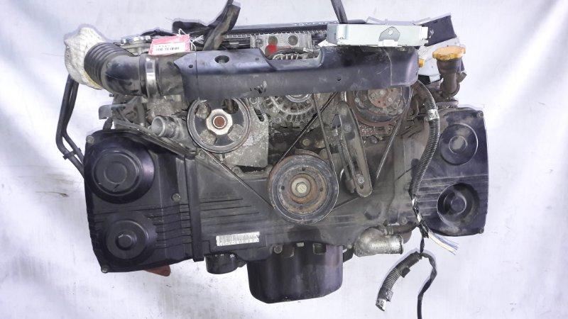 Двигатель Subaru Forester SG5 EJ205 (б/у)