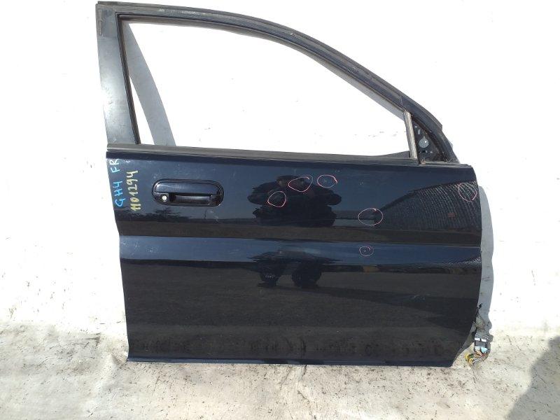 Дверь боковая Honda Hr-V GH4 D16A 2001 передняя правая (б/у)
