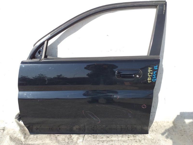 Дверь боковая Honda Hr-V GH4 D16A 2001 передняя левая (б/у)