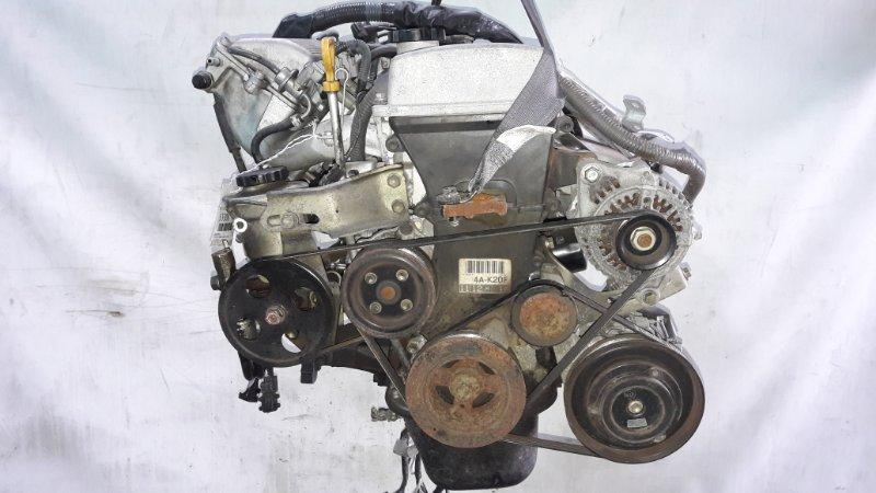 Двигатель Toyota Corolla AE114 4A-FE (б/у)