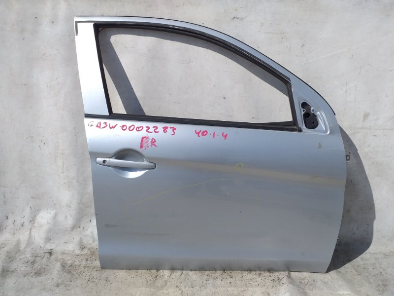 Дверь боковая Mitsubishi Rvr GA3W 4B10 передняя правая (б/у)