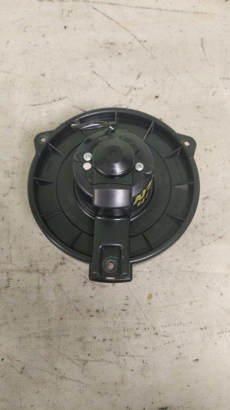 Мотор печки Toyota Corolla NZE124 1NZ-FE 2002 (б/у)