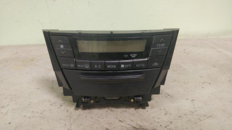 Блок управления климат-контролем Toyota Caldina ST246 3S-GTE (б/у)