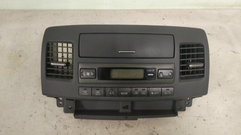 Блок управления климат-контролем Toyota MARK II GX115 (б/у)