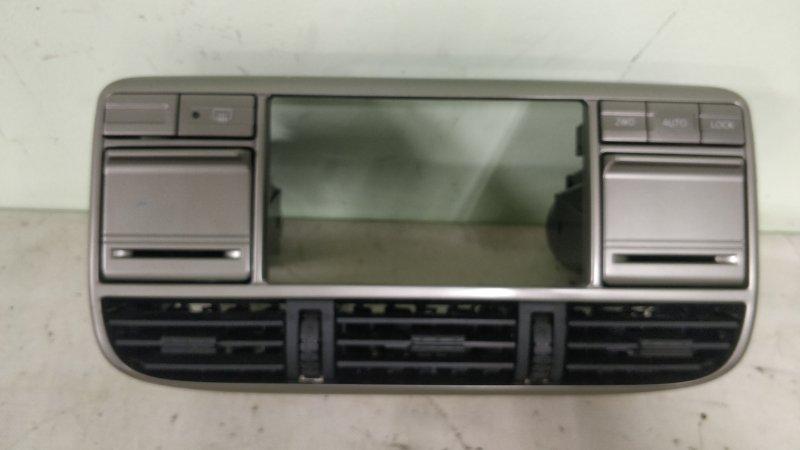Консоль магнитофона Nissan X-Trail NT30 QR20DE (б/у)